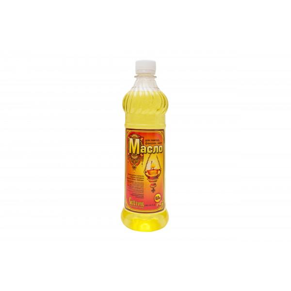 Масло парафиновое желтое 0,5л