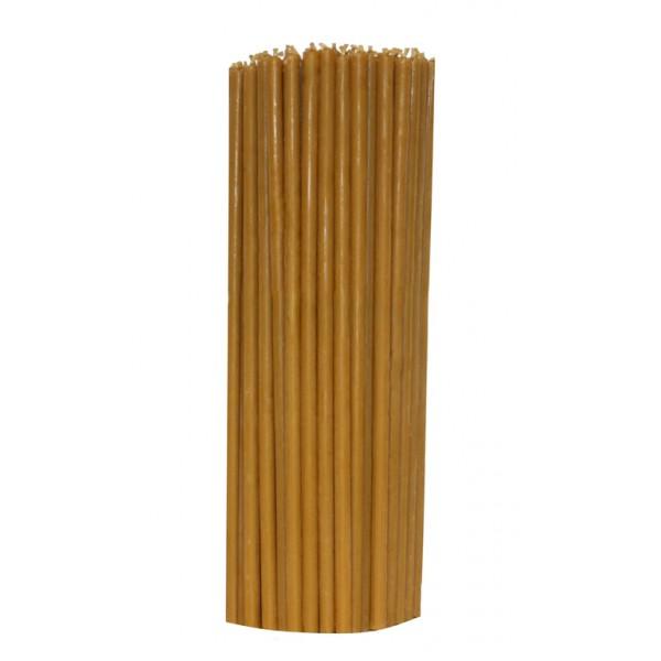 Свечи восковые N 40  1 кг (100шт)