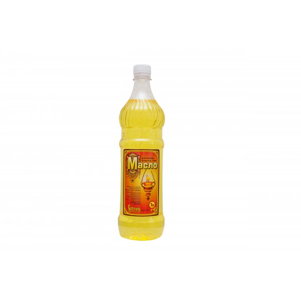 Масло парафиновое желтое 1л