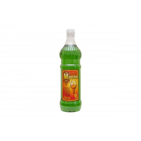 Масло парафиновое зеленое1л
